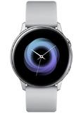 Часы Samsung Galaxy Watch Active Серебристый лед