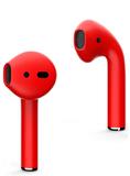Наушники Apple AirPods 2 Color (без беспроводной зарядки чехла) Красный