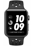 Умные часы Apple Watch Series 3 38mm Aluminum Case with Nike Sport Band