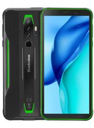 Смартфон Blackview BV6300 Pro черный/зеленый