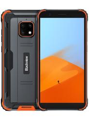 Смартфон Blackview BV4900 Черный/Оранжевый