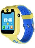 Детские умные часы DIGMA Kid K7m Желтый/синий