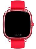 Детские умные часы ELARI KidPhone Fresh red