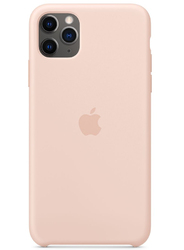 Чехол для iphone 11 Pro Max (SIlicon Case Gold)