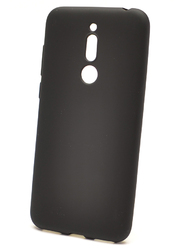 Чехол силиконовый черный для Meizu M6T
