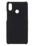 Чехол силиконовый черный для Xiaomi Mi Max 3