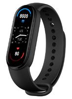 Умный браслет Xiaomi Mi Smart Band 6 Черный