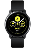 Часы Samsung Galaxy Watch Active Черный сатин
