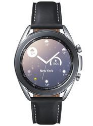 Умные часы Samsung Galaxy Watch3 41мм серебристый/черный