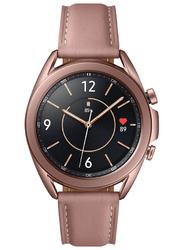 Умные часы Samsung Galaxy Watch3 41мм бронзовый/розовый