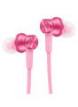 Наушники Xiaomi Mi In-Ear Headphones Basic Розовый