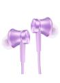 Наушники Xiaomi Mi In-Ear Headphones Basic Фиолетовый